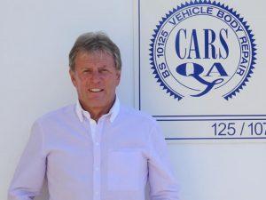Geoff Rowe - Owner