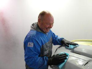 Matt Rowe - Senior Paint Technician